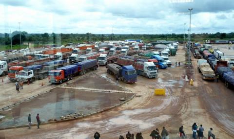 DR CONGO / ZAMBIA | Kasumbalesa Border