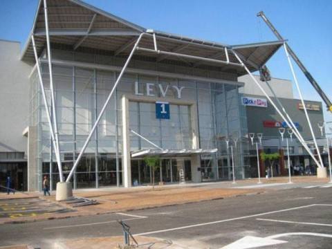 Levy Business Park mall