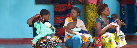 Lufwanyama district, a mother going into labor may have to walk more than 7 hours to reach the nearest health facility