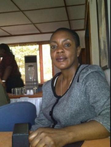 Lusaka lawyer Nelly Mutti