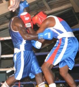 WELTERWEIGHT Mbachi Kaonga