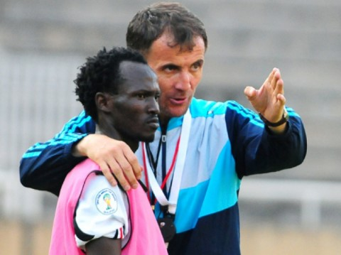 Uganda Cranes Coach Mulitin 'Micho' Sredojevic has released a squad that will take on the Chipolopolo.