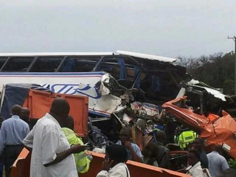Postbus accident