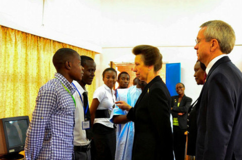 Princess Royal to visit Commonwealth Youth Centre in Zambia