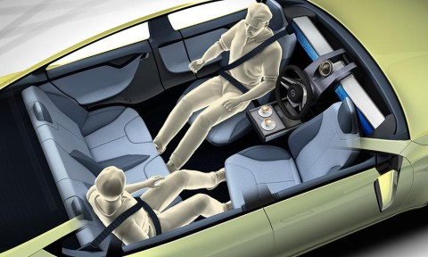 Rinspeed's XchangE concept previews cabin of driverless cars Rinspeed Rinspeed imagines the interiors of cars will change quite a bit when self-driving cars