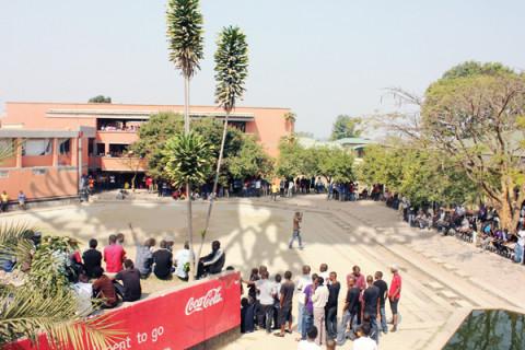 The Copperbelt University (CBU)