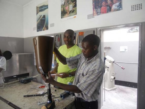 Zambia is a vast country and high-level prosthetic and orthotic services are not available outside the very largest towns