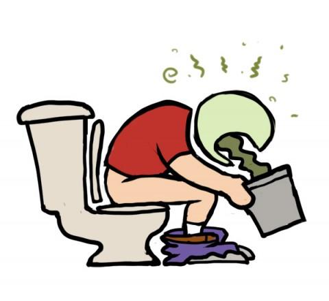 food poisoning diarrhoea