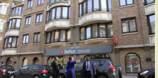 FOREIGN Affairs Minister Harry Kalaba and Zambia's Ambassador to Belgium Grace Kabwe tour luxurious apartments at Belsquare in Brussels, Belgium which were seized by the Taskforce on corruption on grounds that they were acquired using public funds. Picture By EDDIE MWANALEZA
