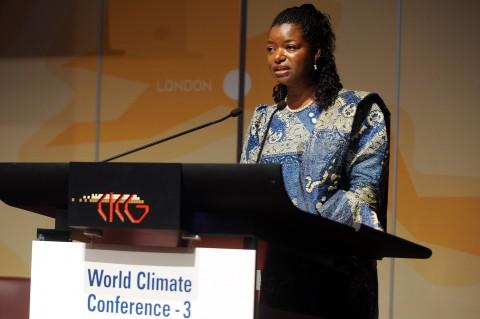 MMD Mafinga MP Cathrine Namugala