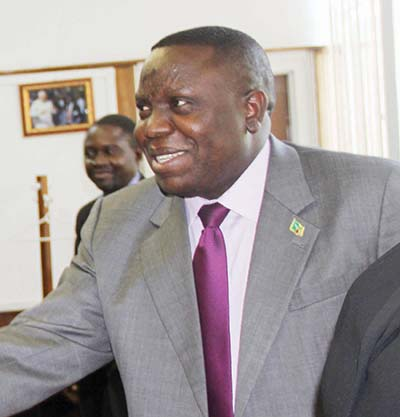 Minister of Foreign Affairs Harry Kalaba