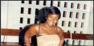 SLAIN National Institute of Public Administration (NIPA) student, Ruth Mbandu
