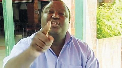 UNITED Party for National Development (UPND) Katuba Member of Parliament (MP) Jonas Shakafuswa