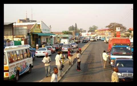 south on lumumba, Mungwi Road