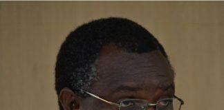 Technical Committee Spokesperson Ernest Mwansa