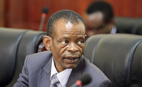 Information and Broadcasting Services Minister Dr Joseph Katema
