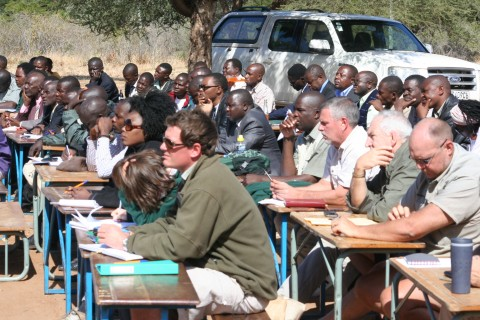 Objection to the proposed Kangaluwi Large Scale Copper Mining Project By Mwembishi Resources Limited in Lower Zambezi National Park, Luangwa District, ...