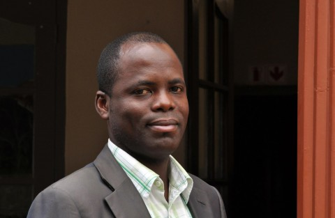 MMD national youth secretary Tobias Kafumukache, who is also a NEC member