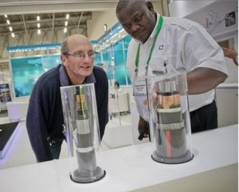 African Utility Week Awards - Product Demonstrations