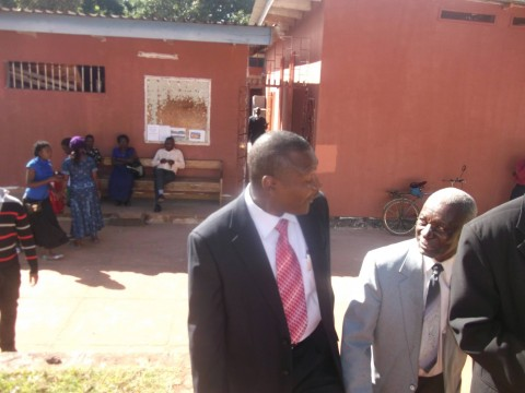 Alliance for Better Zambia-ABZ President Frank Bwalya