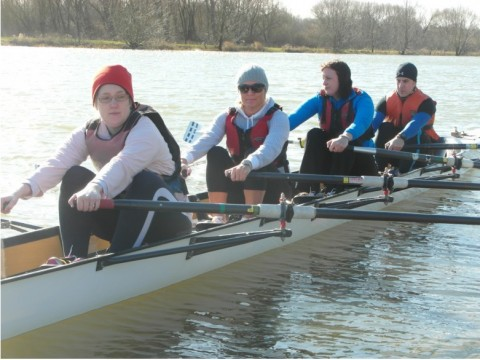 BGL Group reach rowing charity target in raising money for Zambia