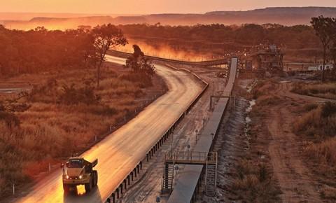 Barrick's Lumwana mine is located in North-Western Province, Zambia.