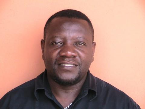 Dr Ernest Mutale. A recipient of the Australia Awards