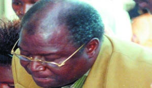 FORMER Information and Broadcasting Services minister in the MMD Government, Newstead Zimba