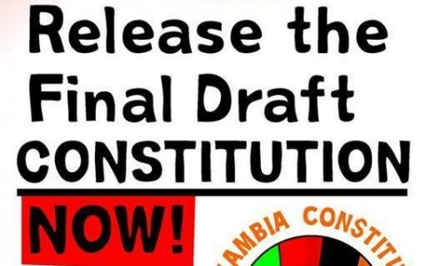 Grand Coalition to keep pushing for new constitution