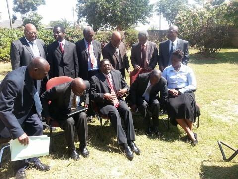 HE OPPOSITION ALLIANCE IN ZAMBIA