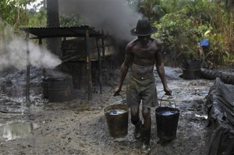 How to do an oil deal in Nigeria