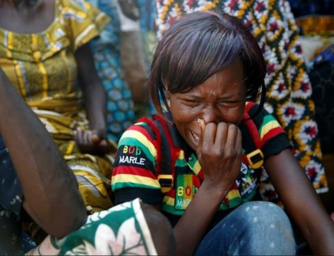 Hundreds killed in Central African Republic