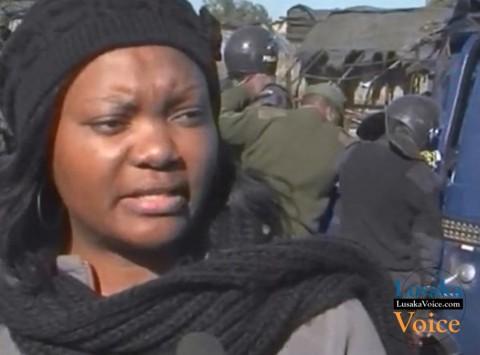 Hundreds rounded up in Chibolya raid