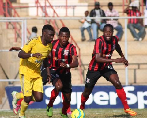 Isaac Chansa netted a brace as Zanaco brushed aside Indeni 4-0 in a week nine match played at Sunset Stadium on Sunday