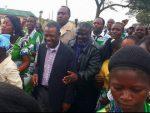 Patriotic Front-PF-Secretary General Wynter Kabimba
