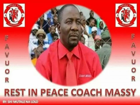 LEVY STADIUM TO HOST CHURCH SERVICE FOR MASAUSO MWALE.