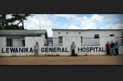Lewanika General Hospital