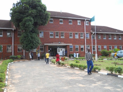 Livingstone General Hospital, Zambia