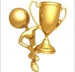 Lusaka Voice Blogger of the month award Winner