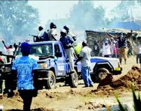Lusaka's notorious Chibolya Township