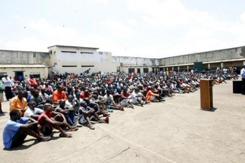 Mukobeko prison