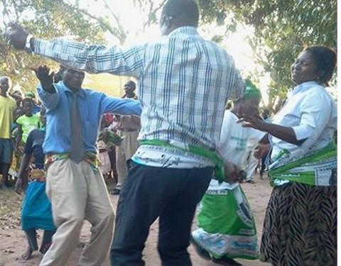 Mungwi District Commissioner, Joyce Chanda - lusakavoice.com