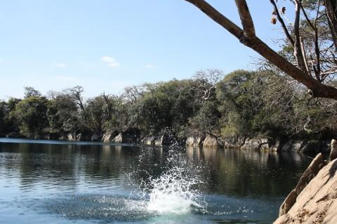 Mythical Lake Kashiba in Mpongwe