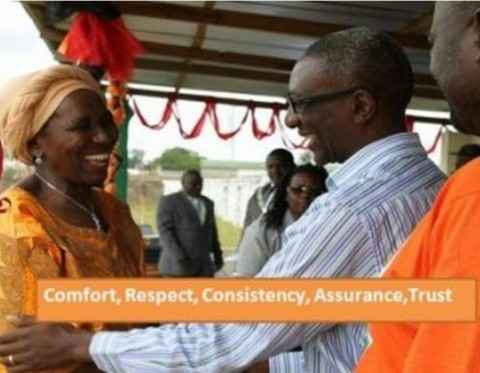 OUR POSITION ON WOMEN IN ZAMBIA - NAREP