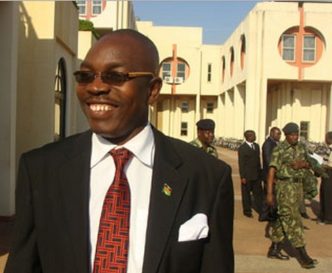 Outgoing deputy Local Government Minister Godfrey Kamanya shot himself in his home
