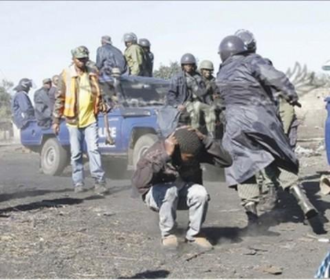 Police turn Chibolya their 'home'