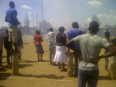 #chibolya violence. - Rogers Mumba Photos