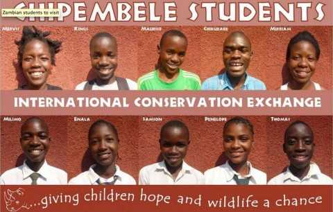 Ten young people from the South Luangwa Valley in Zambia, who have been selected to take part in a Zambia to Australia Conservation Exchange trip, will spend four days on Kangaroo Island in early May. 2014