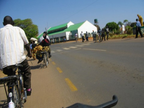 The Biking Business and Cycling Culture of Chipata, Zambia .