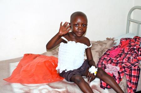ZAMBIa pediatric cancer - UTH